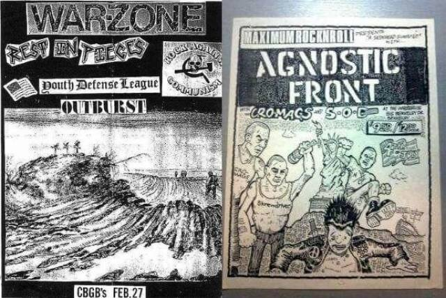 Antisocial Zine - Punk is Right